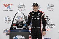 Ньюгарден выиграл воскресную гонку IndyCar в Мэдисоне