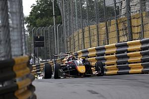 Formel-3-Weltcup Macau: Ticktum mit Rekordrunde auf Pole-Position