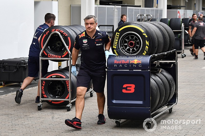 Формула 1 продлила контракт с Pirelli до конца 2023 года