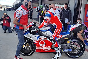 Bagnaia brilla già con la Ducati: