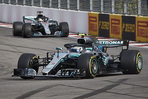 Wolff doubts Bottas came close to retirement after team orders