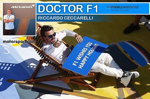 """Ceccarelli: """"La sosta aiuta: più tecnica, meno tecnicismi"""""""