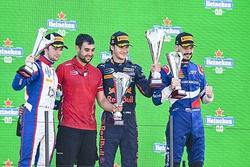 Zandvoort F3: Hauger vuelve a ganar y se acerca al título