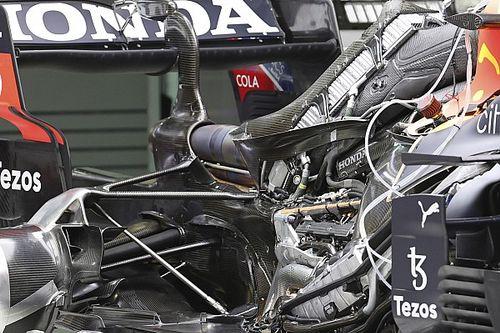 Formel-1-Technik: Detailfotos beim Russland-Grand-Prix 2021