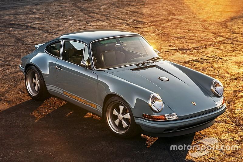 Singer restaure deux Porsche 911