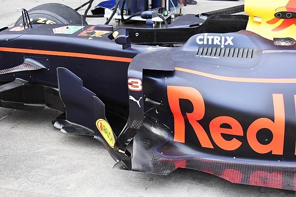 فورمولا 1 تحليل تحليل تقني: تحديثات ريد بُل لسباق أستراليا