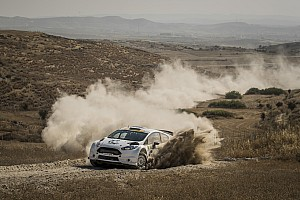 ERC Prova speciale Cipro, PS9-10: Al-Attiyah gestisce il vantaggio