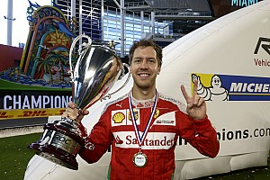 General Race report Vettel delivers Germany seventh ROC Nations Cup win
