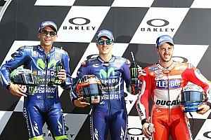 MotoGP Hasil Starting grid MotoGP Italia 2017