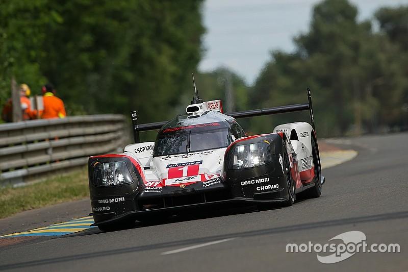 """Porsche """"could not match"""" Toyota Le Mans test pace"""