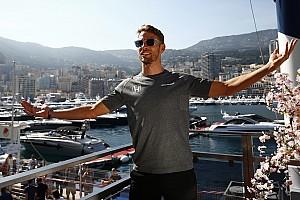 巴顿:参加摩纳哥大奖赛没有压力