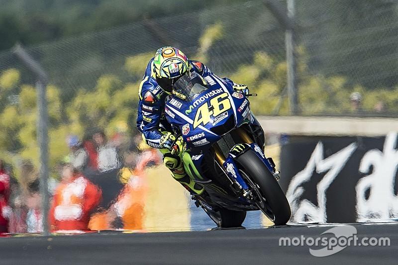 Rossi, declarado apto para correr en Mugello