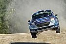 WRC Pourquoi Tänak a laissé filer sa plus belle occasion