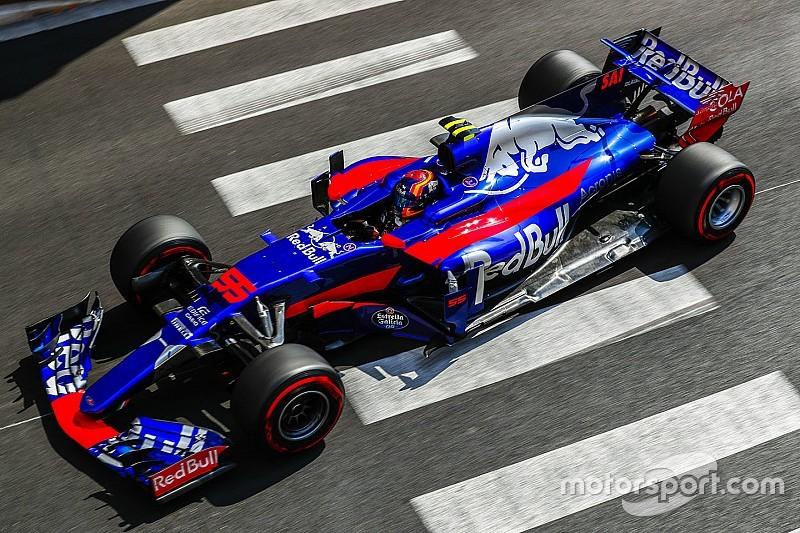 Szenzációsan megy a Toro Rosso Monacóban: meglepetés?