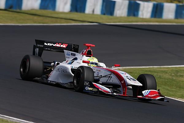 Super Formula Super Formula Okayama: Kalahkan Ishiura, Sekiguhci menangi Race 2