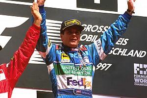 Formel 1 Historie Vor 20 Jahren: Der emotionale letzte F1-Sieg für Gerhard Berger