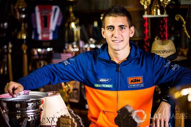 Luciano Benavides será piloto oficial de KTM con vistas al Dakar 2018
