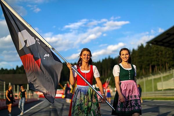 GALERÍA: las chicas de la parrilla del GP de Austria