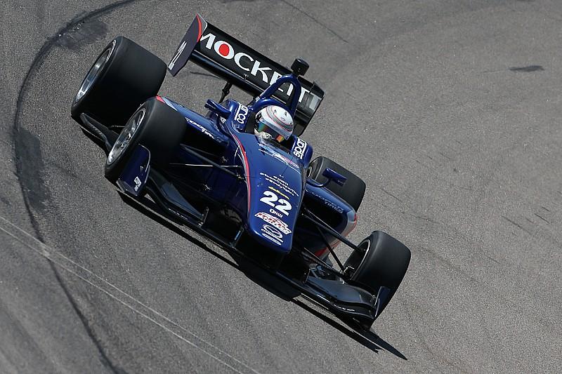 How a British powerhouse became an IndyCar oddity