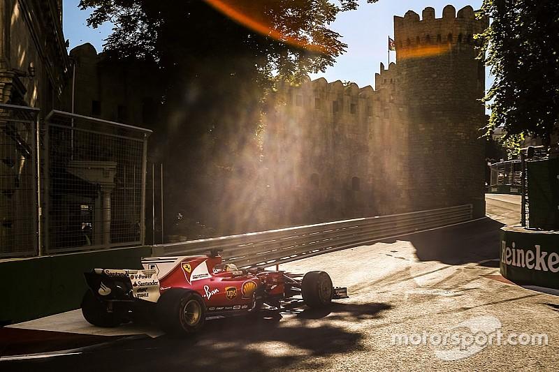 El GP de Azerbaiyán estará en la F1 al menos hasta 2023