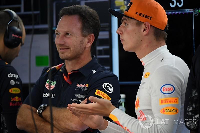 Horner: Verstappen pode ter um time em torno dele na equipe