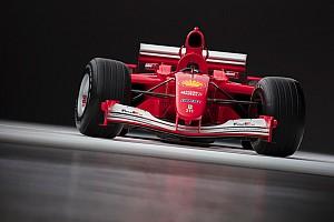 La Ferrari F2001 de Michael Schumacher aux enchères