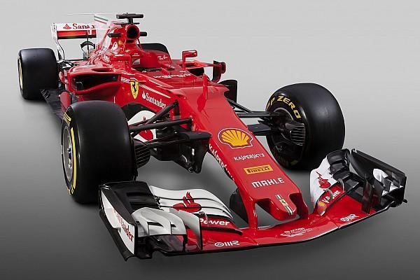 Fórmula 1 Últimas notícias Ferrari apresenta SF70H, seu carro para a temporada 2017