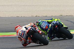 MotoGP I più cliccati Fotogallery: la pioggia condiziona le libere della MotoGP ad Aragon