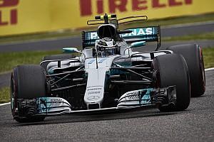 Formel 1 Trainingsbericht Formel 1 2017 in Mexiko: Low-Grip-Spezialist Valtteri Bottas fährt Bestzeit