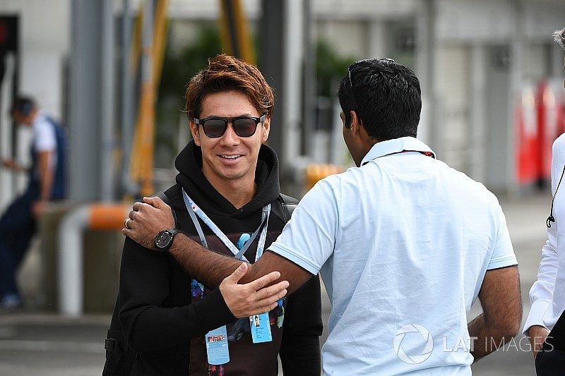Kobayashi Hong Kongban debütál a Formula-E-ben