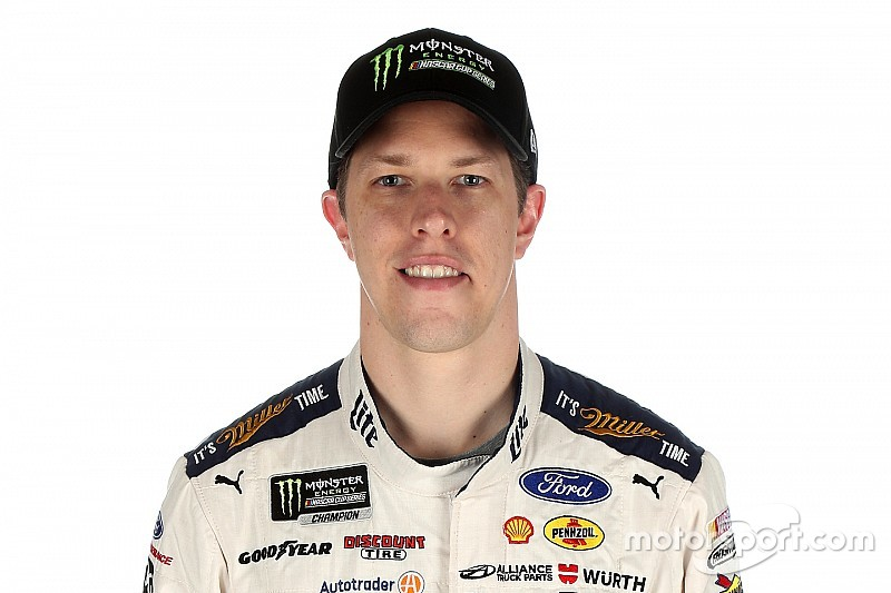 Keselowski tops first Daytona clash practice