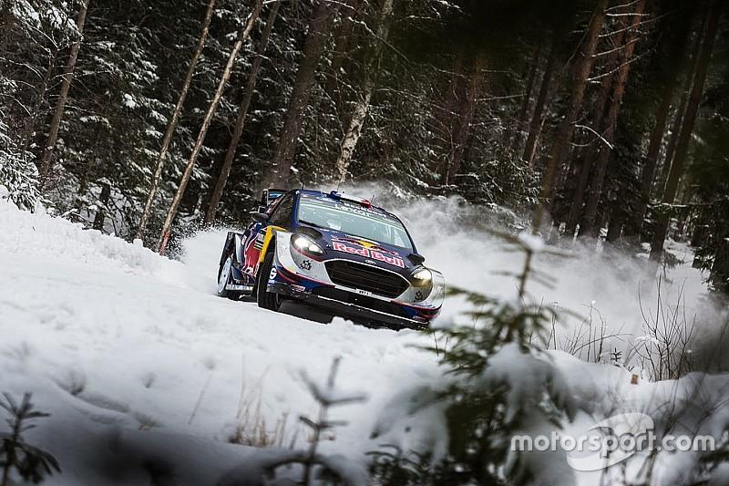 【WRC】マシンに苦戦するオジェ「でもポイントを獲得できて満足」