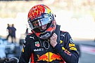 Verstappen extends Red Bull deal to 2020