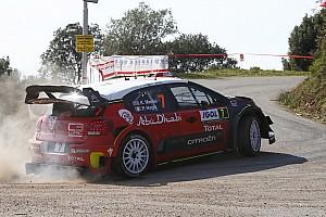 WRC Noticias de última hora Meeke: