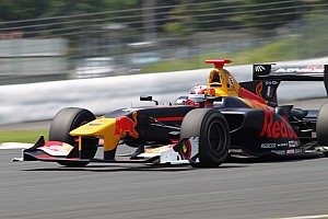 Super Formula Breaking news Gasly says Honda step needed to fight for podium