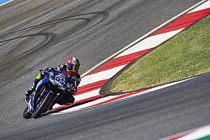 World Superbike Practice report WorldSSP300 Portugal: Galang pertajam catatan waktu