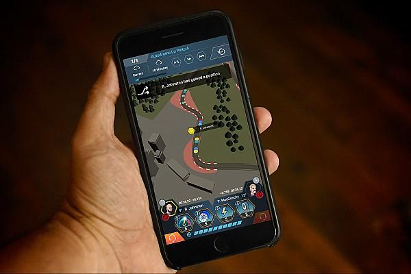 سلاسل متعددة نشرة صحفية شبكة موتورسبورت تُطلق لعبة