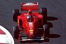 Le mitiche Ferrari di F.1: la 310 B con il muso alto esalta Schumacher