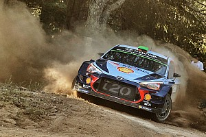 WRC Breaking news Paddon crushed after