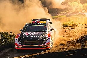 WRC Actualités Deux nouveaux copilotes pour Østberg
