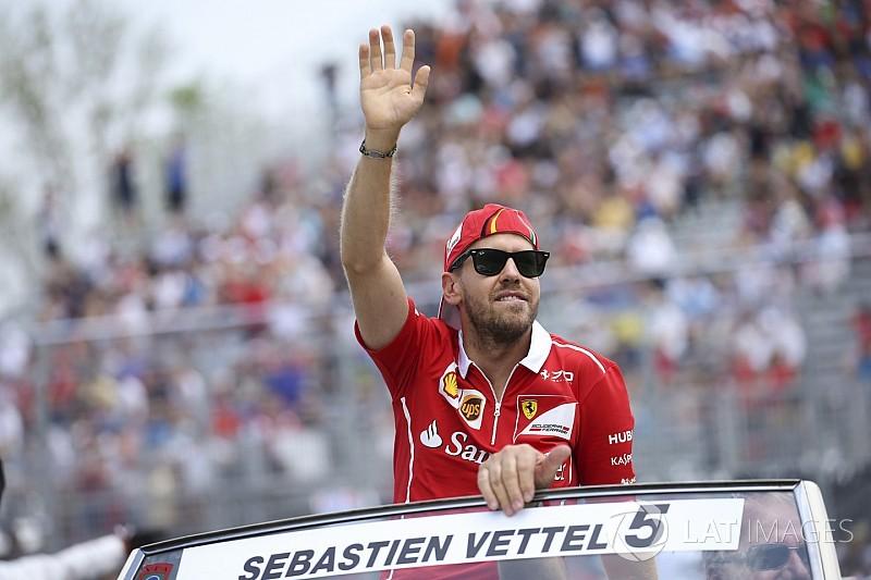 Vettel reste allergique aux réseaux sociaux
