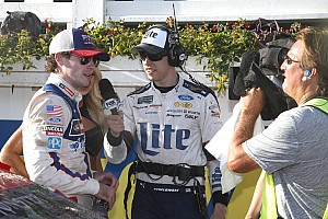 NASCAR Cup Interview Ryan Blaney's first NASCAR Cup win