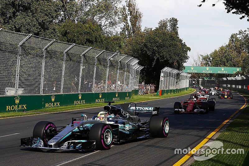Le duel Hamilton/Vettel réglé dès le tiers de la course