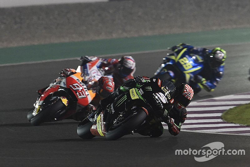 Zarco tips Quartararo to emulate star MotoGP debut