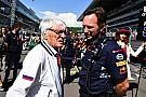 Formula 1 Horner: F1'in yenilikçi motorlara ihtiyacı var