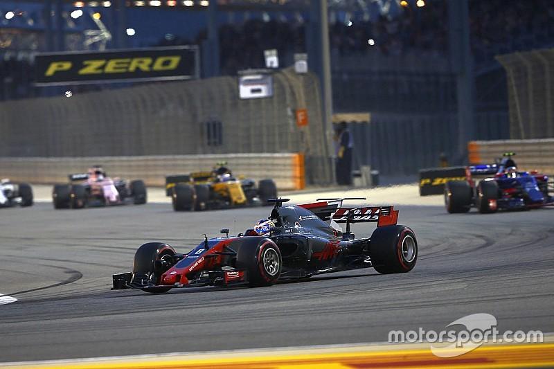 Grosjean renoue avec les points à Bahreïn