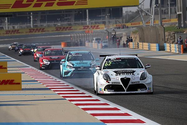 TCR у Бахрейні: Борковіч на Alfa Romeo тріумфує в другій гонці