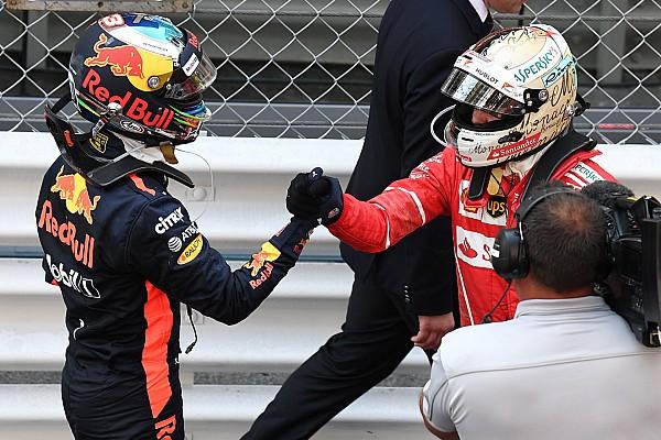 Ricciardo punge Vettel: \