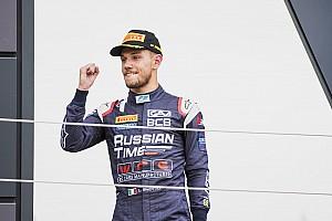 FIA F2 Raceverslag F2 Monza: De Vries strandt in zicht van de haven, Ghiotto profiteert van chaos