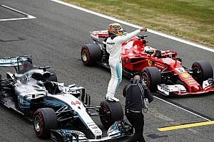 F1 排位赛报告 英国大奖赛排位赛:汉密尔顿势不可挡,第五次在银石摘下杆位